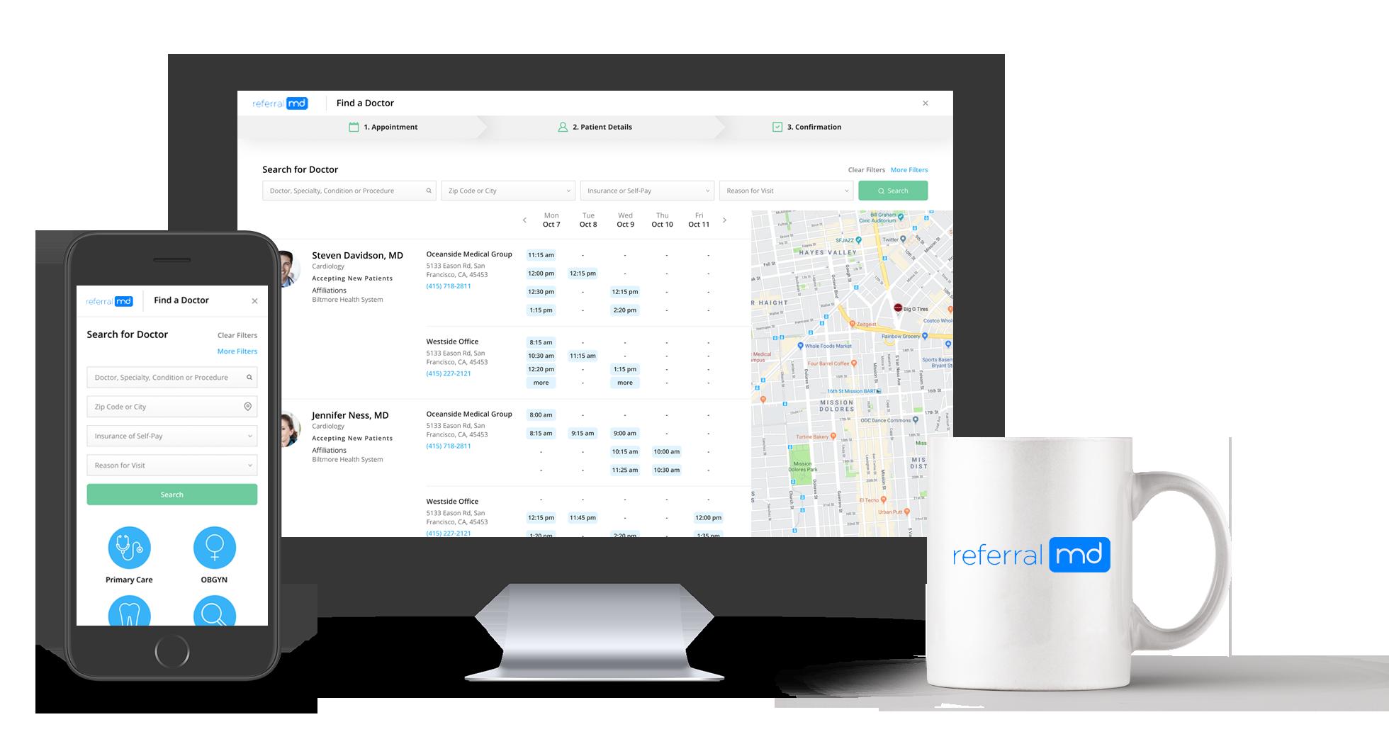 ReferralMD - Patient Referral Software